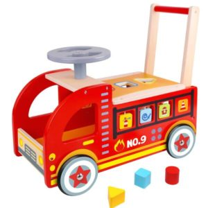 wooden wagon for toddler