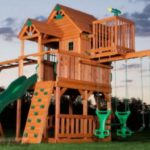 Best Wooden Swing Sets Reviews
