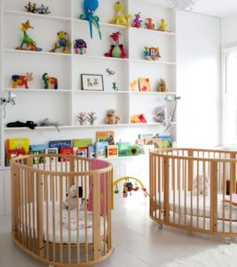 how to decorate baby's home