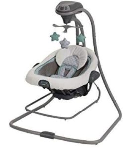 graco 2 in 1 bouncer and swing