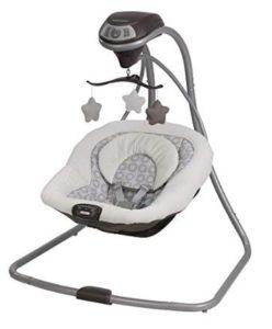 best modern baby swing