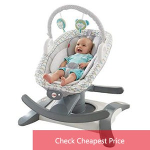 automatic swing baby chair