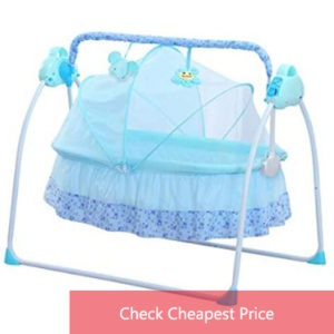 automatic baby swing cradle