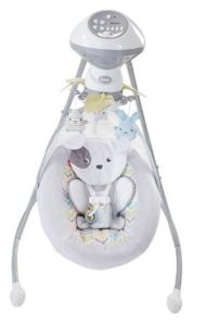 automatic electric baby swing