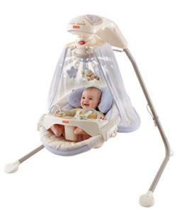 baby swing lights