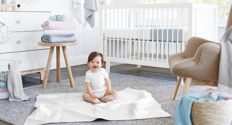 When Should I Start Setting up the Baby Nursery