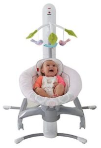 fisher price 2 in 1 baby swing and rocker