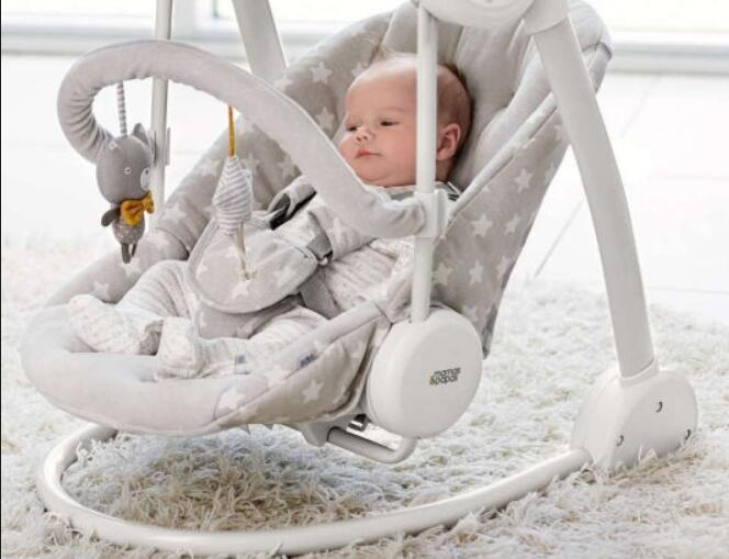 automatic baby swings