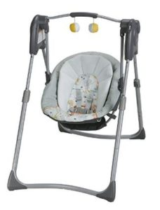 electric infant swing