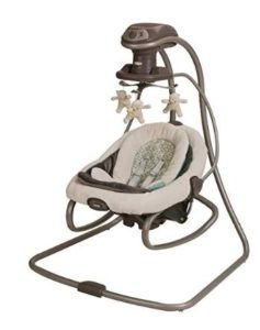 electric baby swing for toddlers