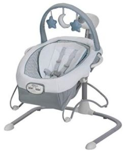 baby swing for larger babies