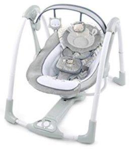 modern baby swing reviews