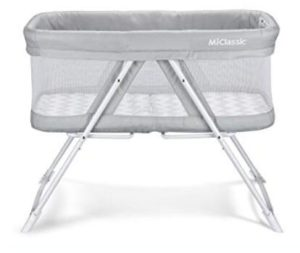 compact travel cot