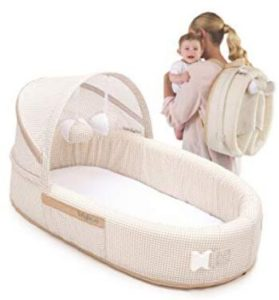portable travel crib