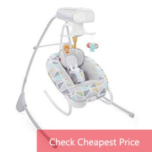 portable electric baby swing