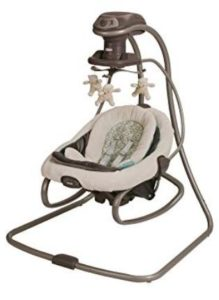 best electric baby swing