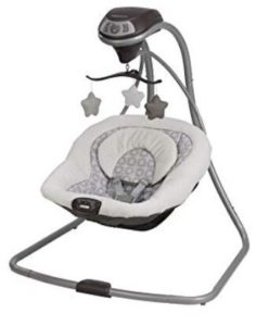 infant electric swing