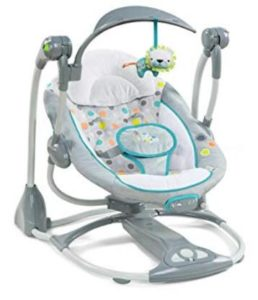 non electric baby swing