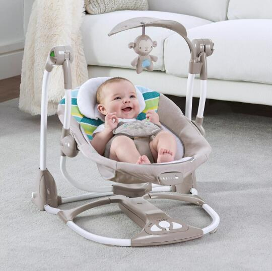 The 10 Best Electric Baby Swing Reviews & Guides