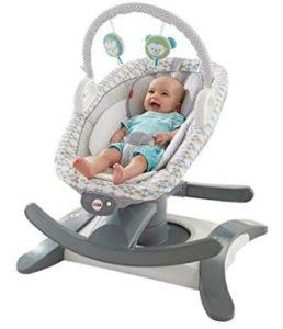 infant swings for bigger babies