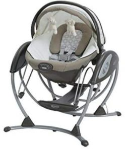 graco soothing vibration 2 in 1 swing