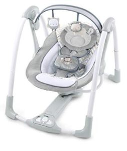 newborn baby automatic swing