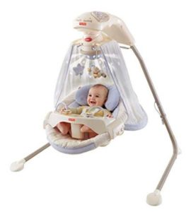 safety baby swing