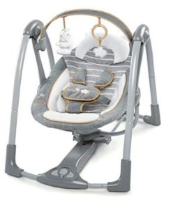safest swing for baby
