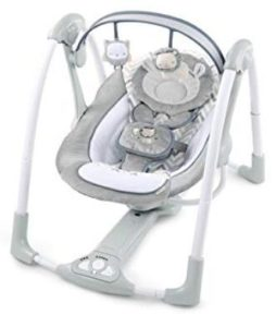 best baby swing for small apartment