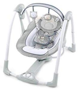 best quiet baby swing