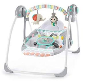 cheap electric baby swing