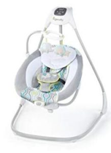 affordable baby swings
