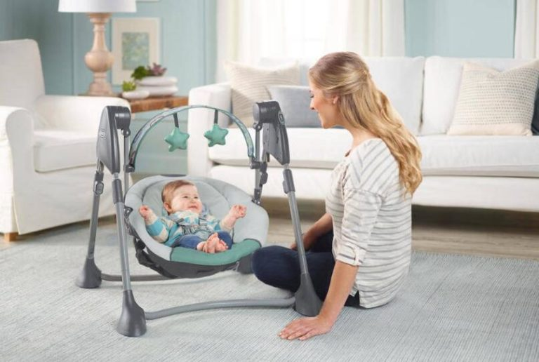 The 10 Most Popular Baby Swings on the Market in 2020