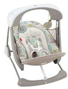 infant toddler swing reviews