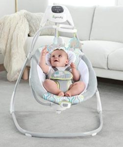 Ingenuity baby swing review