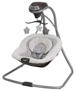 best rotating baby swing