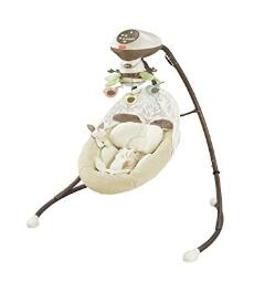 rotating baby swing on the market