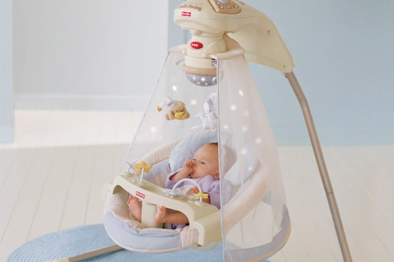 Best Rotating Baby Swing Reviews