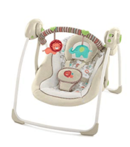 small baby swings for small spaces