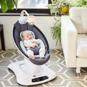 recline baby swing review