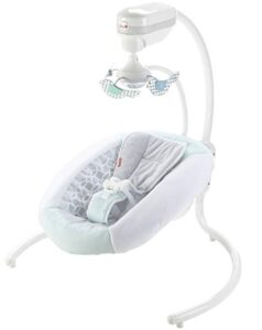 top reclining baby swing