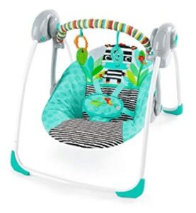 best small baby swing
