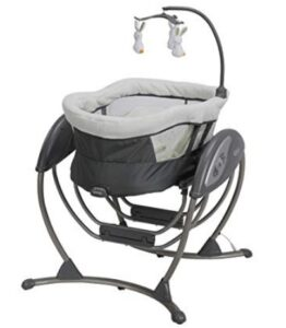 reclining baby chair