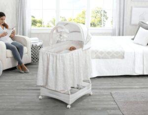 slumber time elite gliding bassinet
