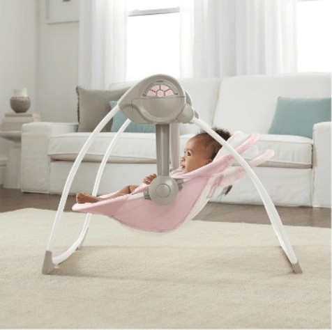 The 10 Best Space Saving Baby Swing Reviews to Get for A Small Home