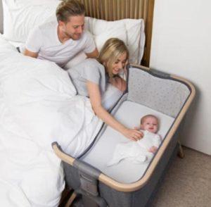 infant co sleeper bassinet