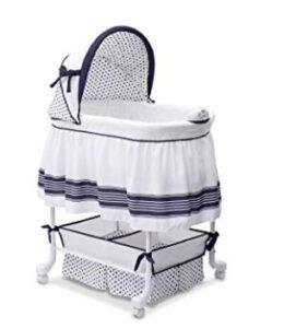 gliding baby bassinet