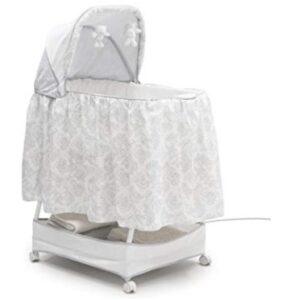 fisher price zen gliding bassinet