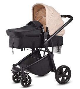 stroller with bassinet included