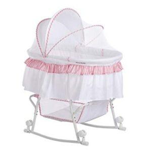 newborn cradles and bassinets